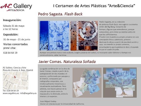 I Certamen de Artes Plásticas Arte & Ciencia