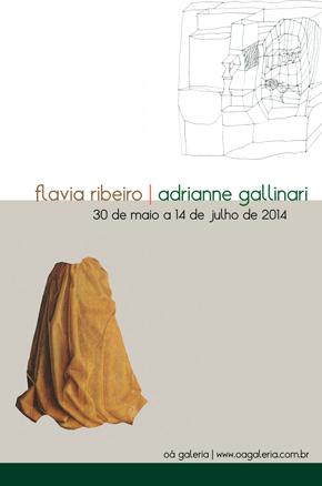 Flavia Ribeiro | Adrianne Gallinari