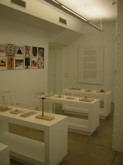 Poemas objeto de la Fundació Joan Brossa