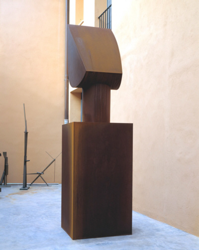 Miquel Navarro, Luna sobre Prisma