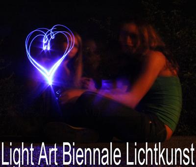 Light Art Biennale   Laura Plana Gracia, curadora de la primera Light Art Biennale Austria 2010