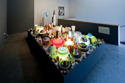 Obra de Daniel Verbis | Las galerías privadas apuestan por la puesta en valor de artistas consagrados