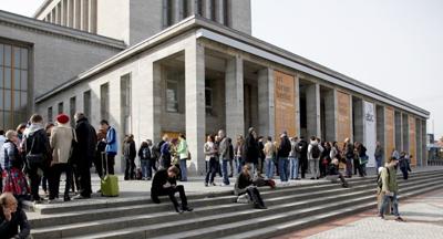 Entrada a Art Forum Berlin 2010 | Berlín aprueba con nota su semana ferial de octubre