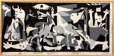 Art & Language. Study for Picasso Guernica in the Style of Jackson Pollock   El MACBA recibe en depósito temporal más de 500 obras de Art & Language
