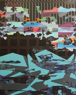 Tobias Lehner, O.T., 2011 | Primera exposición en España para algunos de los 15 artistas que estrenan galería