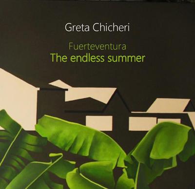 Cartel exposición de Greta Chicheri | Casi la mitad de las galerías estrenan artista