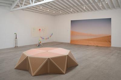 Amalia Pica en la galeri?a california Marc Foxx | Ferrari, Marcaccio y Pica inauguraron exposiciones individuales