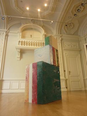 Exposición de A. Reguera en el Instituto Cervantes de Bruselas | Más de 20 artistas se incorporan a sus nuevas galerías esta semana