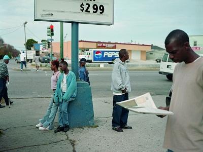 New Orleans, 2005. Paul Graham. Serie Shimmer of possibility | La fotografía y sus distintas posibilidades expresivas