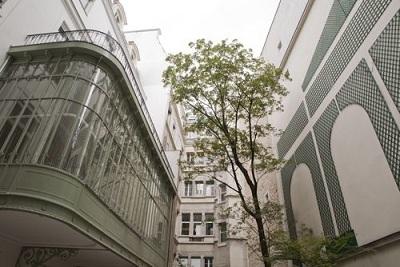Exterior de la nueva sede de la Fundación Calouste Gulbenkian en París | El Centro Cultural Calouste Gulbenkian estrena nueva sede en París