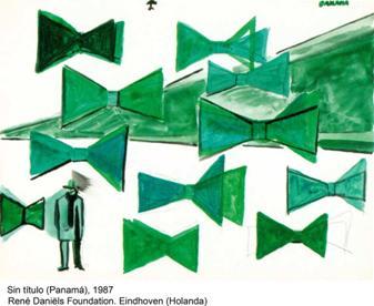 Sin Título Panamá, 1987 René Daniels Foundation | El Reina Sofía y el Macba inauguran nuevos proyectos bajo coproducción