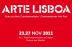 Logo de Arte Lisboa 2011