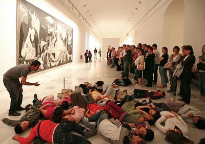 Muestra de Sanchez Castillo en Tegenboschvanvreden | El programa Opening de ARCO repite a la mitad de sus galerías