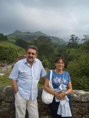 Los coleccionistas Jaime Sordo y Loli Benito | Firmado el depósito al MAS de Santander de 55 obras de la Colección Los Bragales
