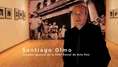 Santiago B. Olmo | Santiago B. Olmo, comisario de la XVIII Bienal de Arte Paiz de Guatemala