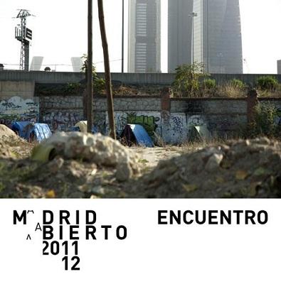 Encuentro Madrid Abierto 2012 | Décimo aniversario de Madrid Abierto, entre las exposiciones inauguradas la semana pasada