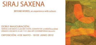Tarjetón de la doble exposición de Siraj Saxena | 24 nuevas incorporaciones y colaboraciones reunidas en 22 galerías de 10 países