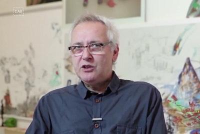 Gonzalo Puch en su última exposición en el CAB de Burgos   Trayecto también presenta los últimos trabajos de Puch