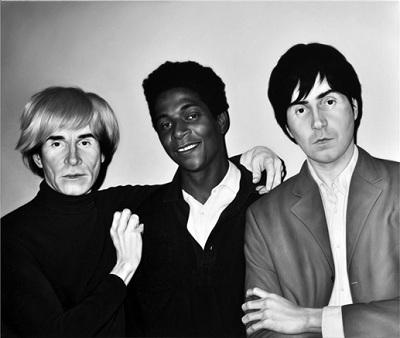 Andy Warhol, Jean-Michel Basquiat y Kepa Garraza. Nueva York, 1983 | Más de medio centenar de nuevas incorporaciones y colaboraciones esta semana