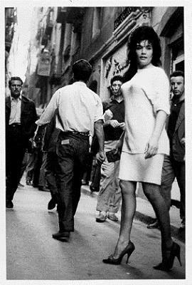 Joan Colom - El Carrer, 1961   El MNAC recibe el archivo completo del fotógrafo Joan Colom