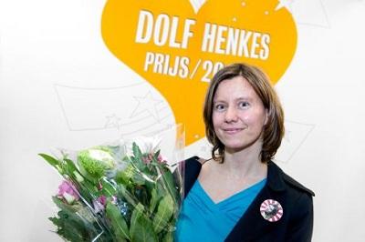 Lara Almarcegui en la entrega del Dolf Henkes Prijs 2010 | Almarcegui, Pazos y Gil, entre los artistas que estrenan galería en España