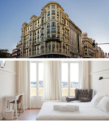 Hotel Praktik Metropol, donde se celebra la feria | La segunda edición de Room Art Fair tendrá más galerías, la mayoría nuevas