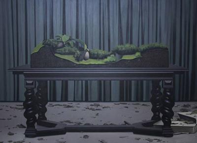 Obra de Antonio Montalvo, expuesta en Espacio Mínimo | 25 artistas españoles nacidos en los 80 para seguir de cerca