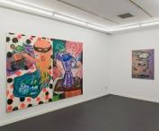Vista de la exposición de Patricia Gadea en Garcia Galería