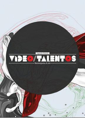 Cartel del concurso Videotalentos 2013 | Convocado Videotalentos y fallada la convocatoria de Propuestas 2012 de VEGAP