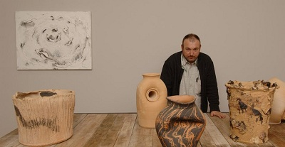 Miquel Barceló, en la exposición  de la galería Elvira González | Isabel Mignoni: La incorporación de Barceló empezó a gestarse hace tres años