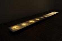 Plancha 2010 de Teresa Margolles, ganadora del Artes Mundi 5
