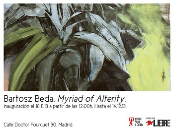 Bartosz Beda, Myriad of Alterity | Kurimanzutto, Leme y Liebre organizan primeras individuales a artistas ya expuestos