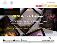 Muestra de los premios ZKM en México