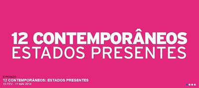 12 Contemporâneos - Estados Presentes   12 artistas en el Museo Serralves, representantes de la nueva escena artística portuguesa
