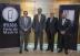 Responsables de Ifema, director de ARCOmadrid y Embajador de Colombia