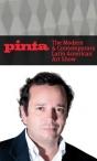 Logo de Pinta New York y foto de su director y fundador, Diego Costa Peuser
