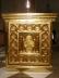 Altar dorado. Final