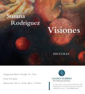 Susana Rodríguez, Visiones