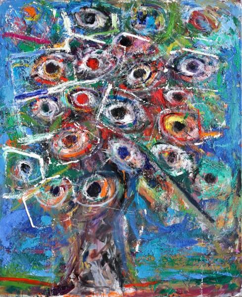 Jaume Muxart, El árbol de los ojos