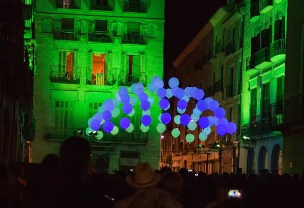 FIMG 2016. Festival Internacional Mapping Girona