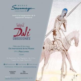 Dalí. Obsesiones
