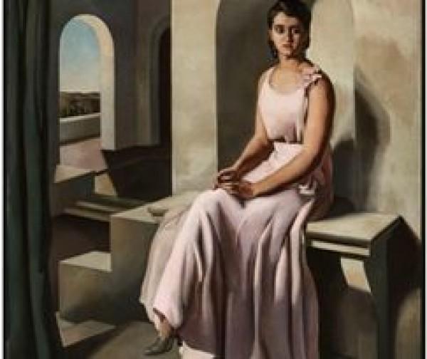 Félix Fernández Balbuena Retrato de Teresa Gallego, 1930