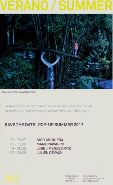 Pop-Up Summer 2017