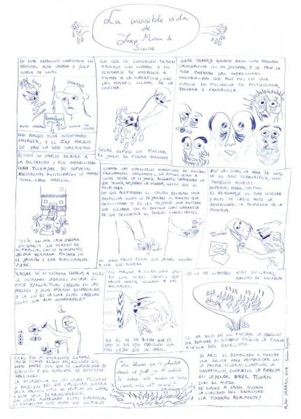 Aldo Urbano i Josep Maria de Sucre a Bombon Projects
