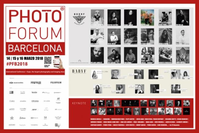Photo Forum Barcelona 2018
