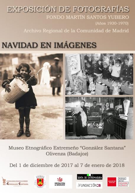 Navidad en Imágenes. Fondo Martín Santos Yubero