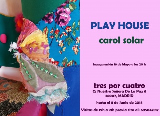 Cartel de Play House
