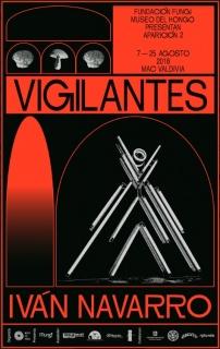 Vigilantes. Imagen cortesía Juan Ferrer