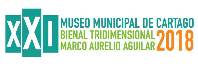 XXI Bienal Tridimensional, Marco Aurelio Aguilar 2018