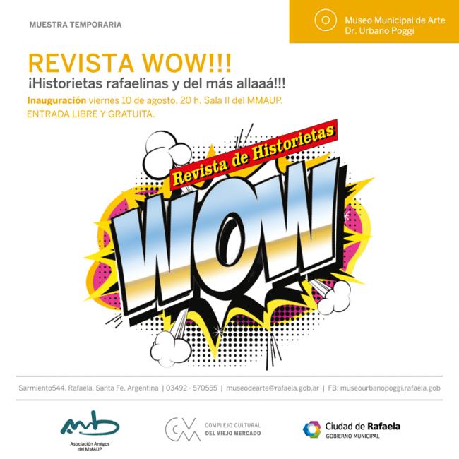 Revista WOW!!!